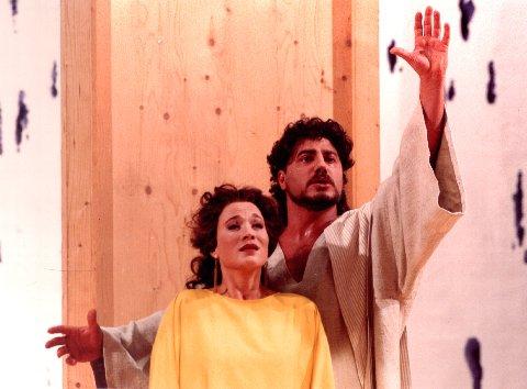 Herodiade in Vienna 2003 with Cura as Jean and Barbara Haveman as Salome